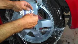 Download 15 TL JANT BOYAMA ( HOW DO WHEELS PAİNTİNG ) Video