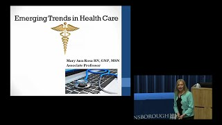Download ″Emerging Trends in Health Care″ Video