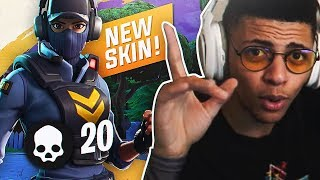 Download 20 KILL GAME WITH *NEW* WAYPOINT SKIN! Ft. TSM Chica (Fortnite Battle Royale Season 7) Video