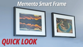 Download Quick Look | Memento Smart Frame Video