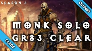 Download S5: GR83 Monk Solo Clear (rank 1) Video