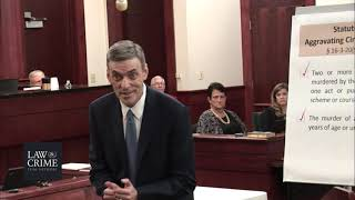 Download Timothy Jones Penalty Phase Prosecution Closing Argument Video