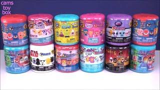 Download TOYS Mashems Fashems Paw Patrol SpongeBob PJ MASKS My Little PONY Star Wars Shimmer Shine Surprises Video