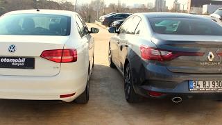 Download VW Jetta vs Renault Megane | Sence Hangi Sedan? Video