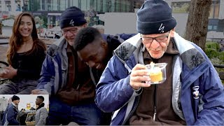 Download Helping The Homeless *Belated Birthday Edition* | Diversity Org Video