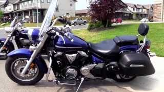 Download Lightweight vs. Middleweight Motorcycle Cruiser Comparison Video
