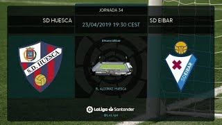 Download Calentamiento SD Huesca vs SD Eibar Video