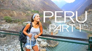 Download Trekking Peru: Part 1 Video