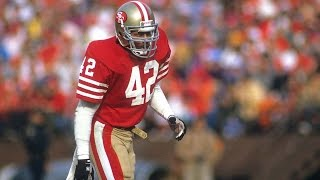 Download #11: Ronnie Lott | The Top 100: NFL's Greatest Players (2010) | NFL Films Video