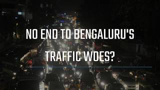 Download No end to Bengaluru's traffic woes? Video