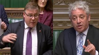Download Brexiteers furious as Speaker Bercow REFUSES key vote to rule out second referendum Video