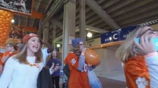 Download Clemson fans react to Ohio State win Video