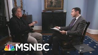 Download Watch Steve Bannon's Full Interview With MSNBC's Ari Melber | The Beat With Ari Melber | MSNBC Video