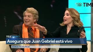 Download Juan Gabriel está vivo en el corazón de todos y físicamente, reafirma su ex manager Video