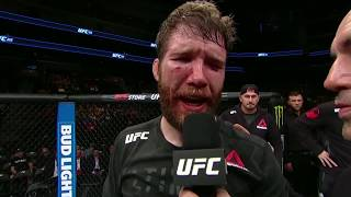 Download UFC 215: Mitch Clarke Announces his Retirement Video