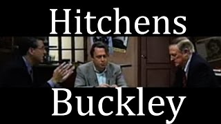 Download Christopher Hitchens & William F. Buckley Jr. - When Giants Collide Video