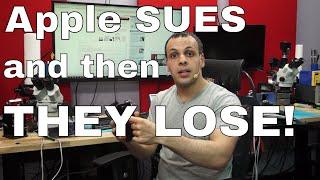 Download Apple SUES iPhone screen repair shop and LOSES! Video