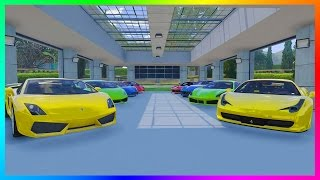 Download NEW GTA ONLINE GARAGES NEED TO LOOK LIKE THIS & WHY PROPERTY LIMIT NEEDS TO BE REMOVED! (GTA 5) Video