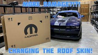 Download Rebuilding A Wrecked 2016 Dodge Hellcat Part 5 Video