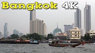 Download Bangkok 4K. Capital of Thailand. Video