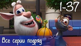 Download Буба - Все серии подряд (37 серий + бонус) - Мультфильм для детей Video
