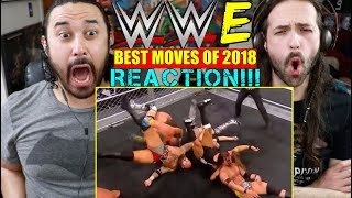 Download WWE Best Moves of 2018 - REACTION!!! Video