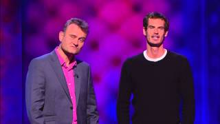Download Andy Murray - what he really thinks   Sport Relief 2014 Video