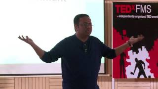 Download Being Who You Want To Be | Biswapati Sarkar | TEDxFMS Video