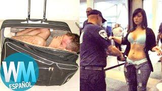 Download ¡Top 10 Cosas Más LOCAS Confiscadas en los Aeropuertos! Video