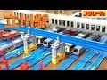 Download 【プラレール】中央線・南武線の立川駅を再現してみた Video