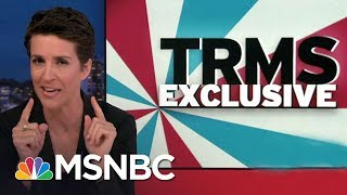 Download News Organizations: Beware Of Forged Donald Trump Russia Documents | Rachel Maddow | MSNBC Video