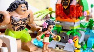 Download レゴ ディズニー 41150 モアナと伝説の海 南の海の大冒険 LEGO Disney Moana's Ocean Voyage Video