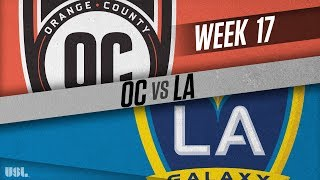 Download Orange County SC vs LA Galaxy II: July 7, 2018 Video