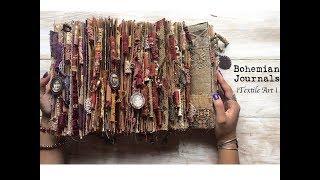 Download Bohemian Journals | TEXTILE ART | Video