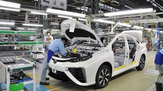 Download Toyota Mirai Production Video