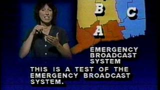 Download This is a Test of the Emergency Broadcasting System 1980's Video