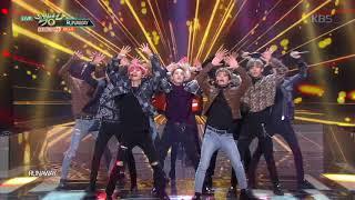 Download 뮤직뱅크 Music Bank - RUNAWAY - 펜타곤 (RUNAWAY - PENTAGON).20171215 Video