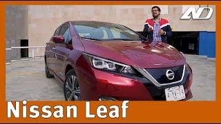 Download Nissan Leaf - El mejor coche eléctrico... ¿Será? Video