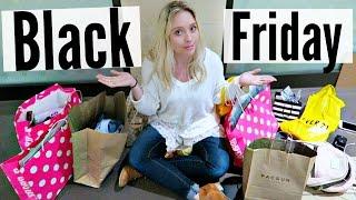 Download Black Friday Shopping With Alisha + Mia! Video