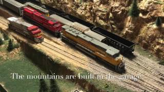 Download A Small Train Layout Video