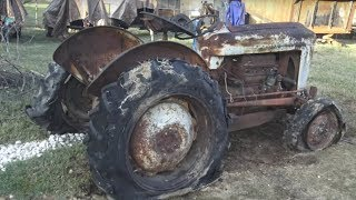 Download A Tractor So Old It Grew Mold-WILL IT START? Video