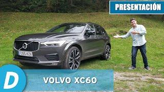 Download Volvo XC60 2020 Mild Hybrid: ¿Mejor que un Mercedes GLC o BMW X3?   Review en español   Diariomotor Video