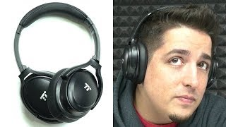 Download Wireless Headphones with Awesome ANC! Video