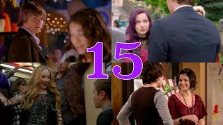 Download Top 15 Disney Channel ″Love At First Sight″ Moments!! Video