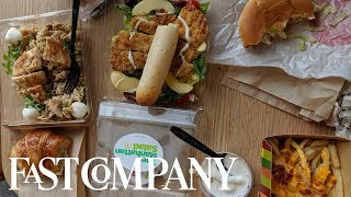 Download I Ate Everything On The Menu At McDonald's New Global Restaurant | You Have To See This Video