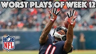 Download Worst Plays (Week 12) | NFL Video