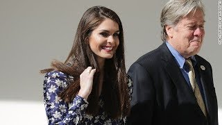 Download Trump names Hope Hicks interim White House communications director Video
