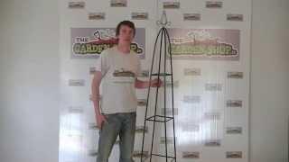 Download Plant Support (Garden Obelisk) Video