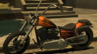 Download GTA V online : how to get Western Daemon motorcycle Video