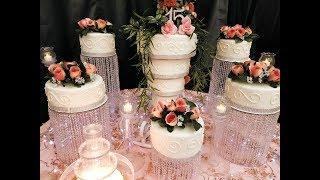 Download Asi se monta el chandelier cake /LEER EN LA CAJITA POR FA ANTES DE.. HABLAR Video